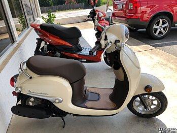 2018 Honda Metropolitan for sale 200525389