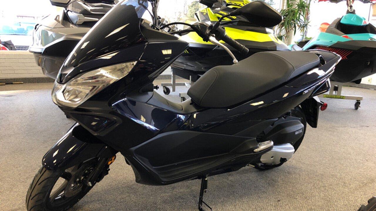 2018 Honda PCX150 for sale 200502186
