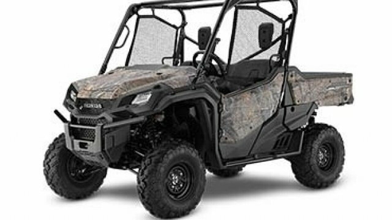 2018 Honda Pioneer 1000 for sale 200496229
