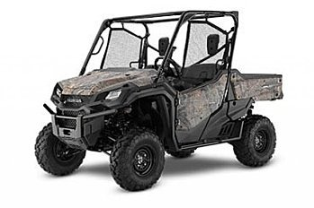 2018 Honda Pioneer 1000 for sale 200496298