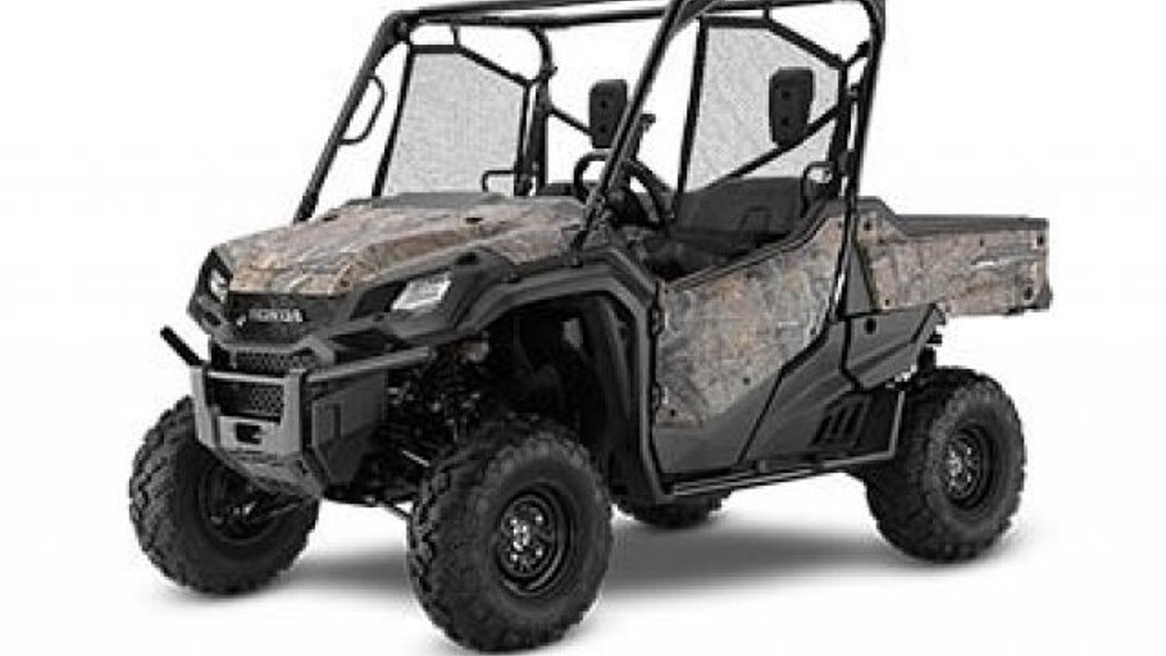 2018 Honda Pioneer 1000 for sale 200496299