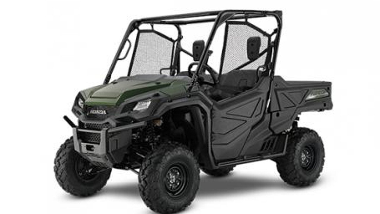2018 Honda Pioneer 1000 for sale 200499007