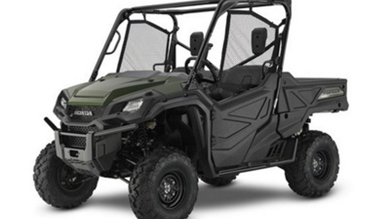 2018 Honda Pioneer 1000 for sale 200502210