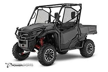 2018 Honda Pioneer 1000 for sale 200505848