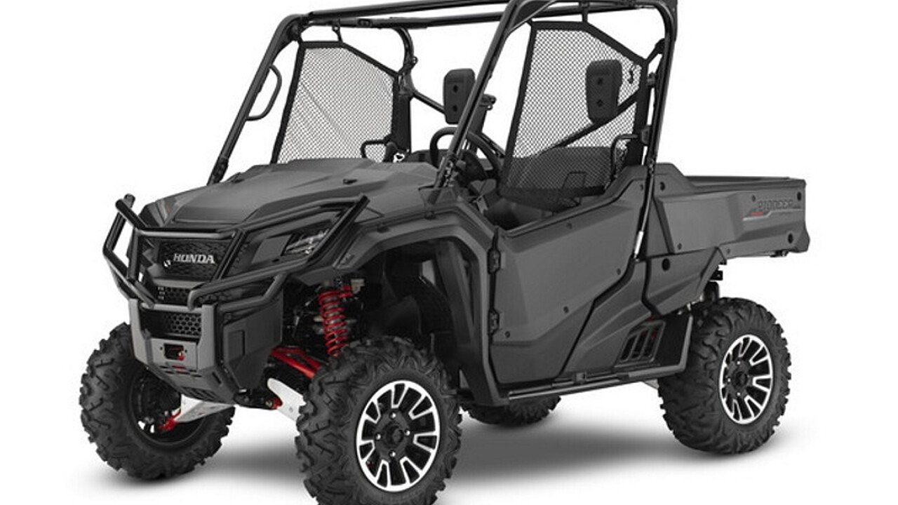 2018 Honda Pioneer 1000 for sale 200524190