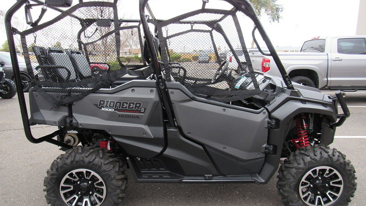 2018 Honda Pioneer 1000 for sale 200524513