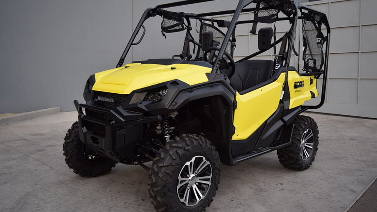 2018 Honda Pioneer 1000 for sale 200528250