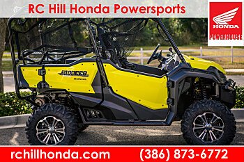 2018 Honda Pioneer 1000 for sale 200555360