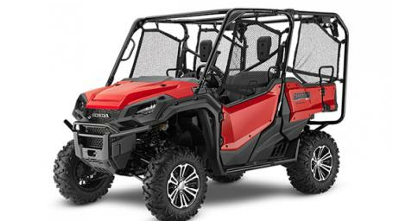 2018 Honda Pioneer 1000 for sale 200584821
