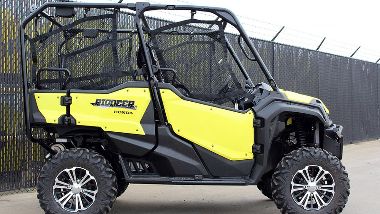 2018 Honda Pioneer 1000 for sale 200593884