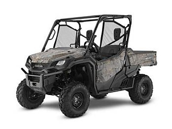 2018 Honda Pioneer 1000 for sale 200617718