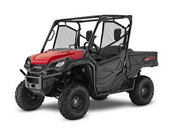 2018 Honda Pioneer 1000 for sale 200651917