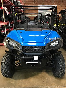 2018 Honda Pioneer 1000 for sale 200502224