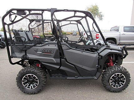 2018 Honda Pioneer 1000 for sale 200524542