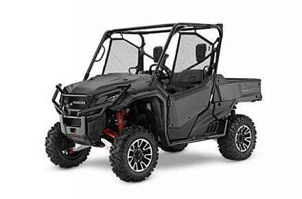 2018 Honda Pioneer 1000 for sale 200643752