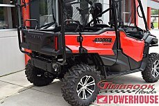 2018 Honda Pioneer 1000 for sale 200643808