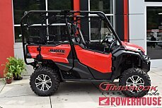 2018 Honda Pioneer 1000 for sale 200643907