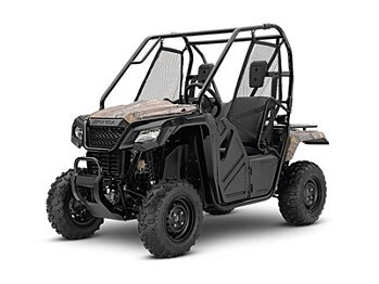 2018 Honda Pioneer 500 for sale 200528493