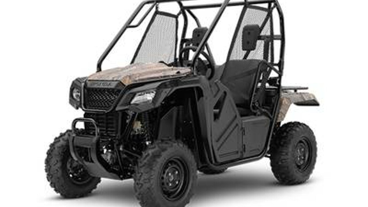 2018 Honda Pioneer 500 for sale 200543966