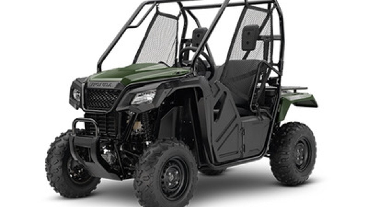 2018 Honda Pioneer 500 for sale 200544503