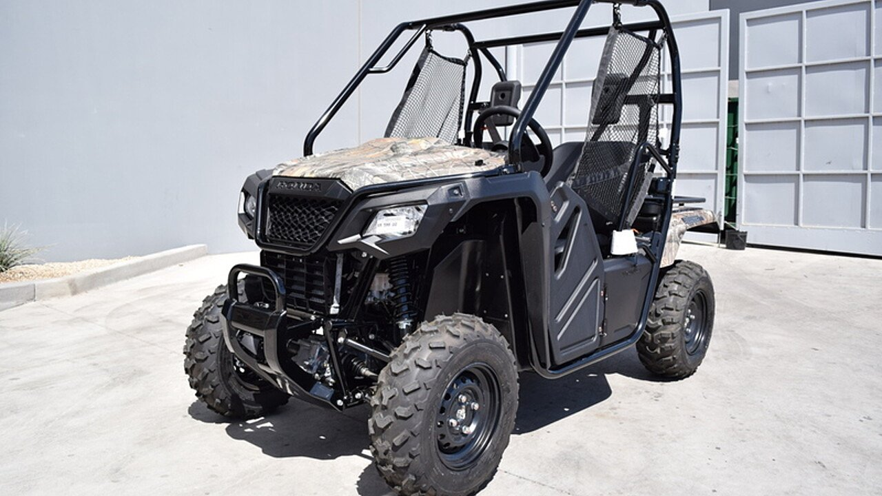 2018 Honda Pioneer 500 for sale 200548833