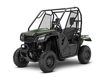 2018 Honda Pioneer 500 for sale 200569177