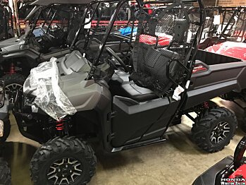 2018 Honda Pioneer 700 for sale 200501881