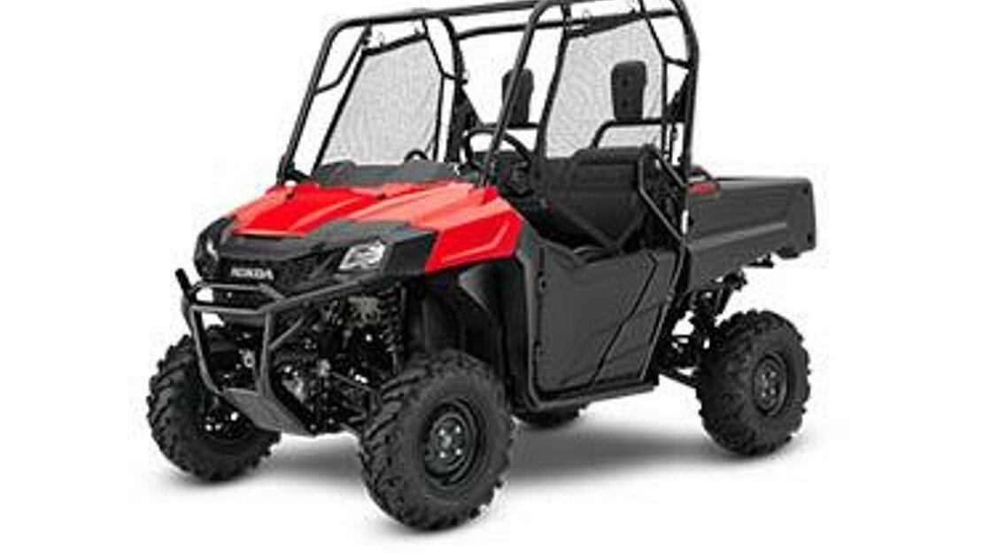 2018 Honda Pioneer 700 for sale 200506501