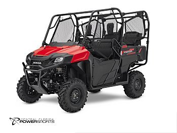 2018 Honda Pioneer 700 for sale 200506507