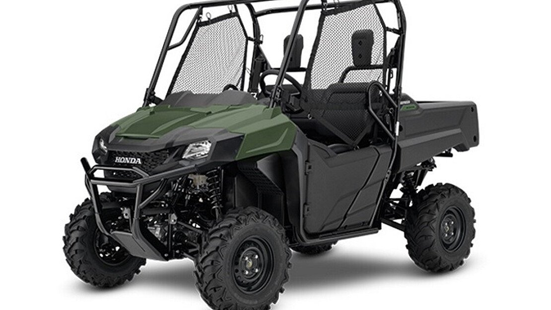 2018 Honda Pioneer 700 for sale 200510008