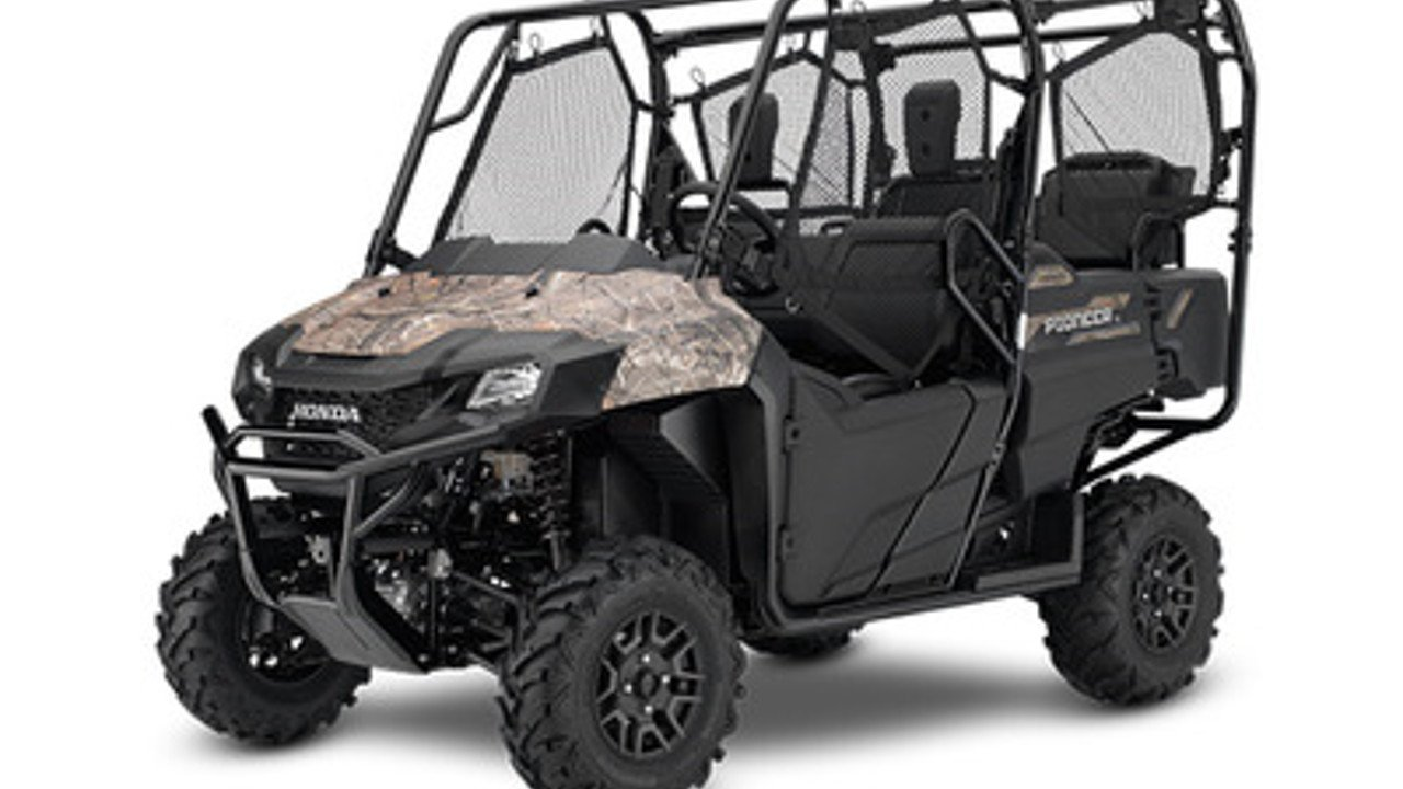 2018 Honda Pioneer 700 for sale 200526262