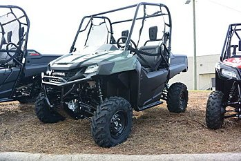 2018 Honda Pioneer 700 for sale 200547196