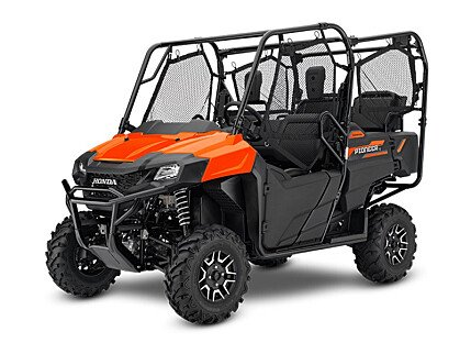 2018 Honda Pioneer 700 for sale 200492128