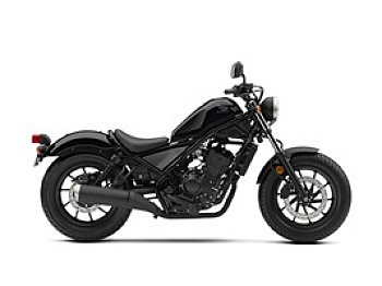 2018 Honda Rebel 300 for sale 200612816