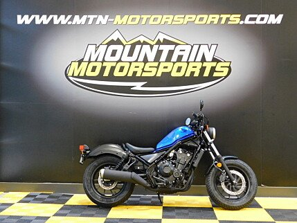 2018 Honda Rebel 500 for sale 200585821