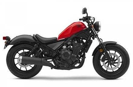 2018 Honda Rebel 500 for sale 200608712