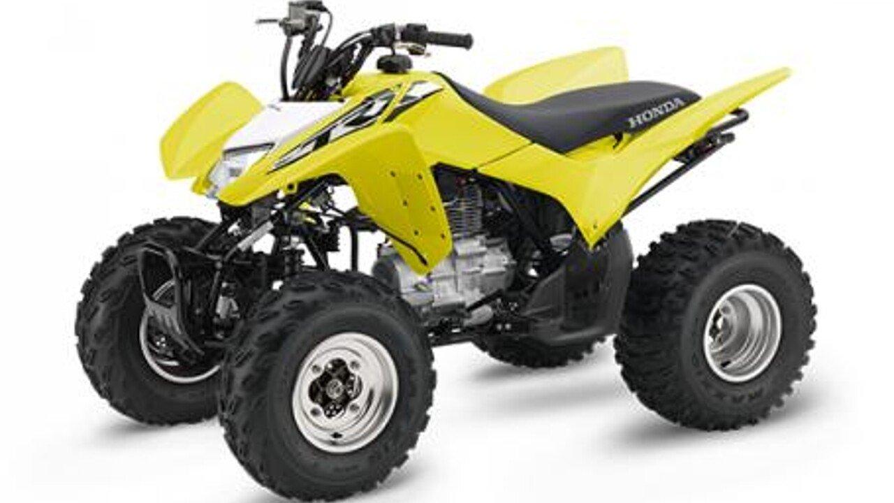 2018 Honda TRX250X for sale 200499017