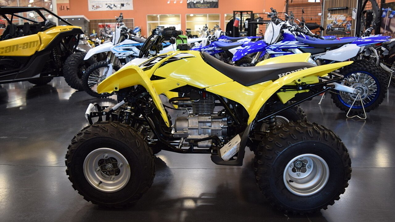 2018 honda trx250x for sale near chandler arizona 85286 for Honda chandler az