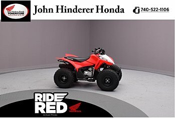 2018 Honda TRX90X for sale 200499001