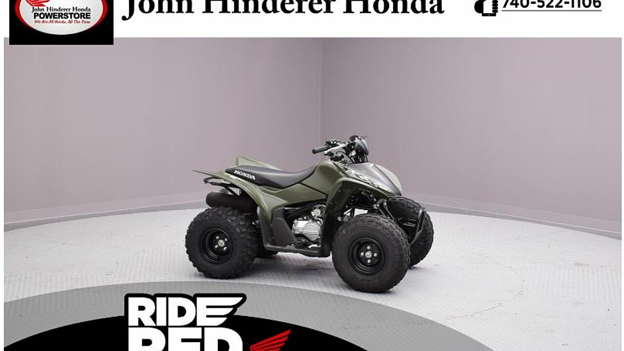 2018 Honda TRX90X for sale 200499013