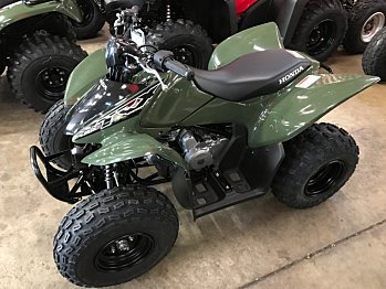 2018 Honda TRX90X for sale 200515723