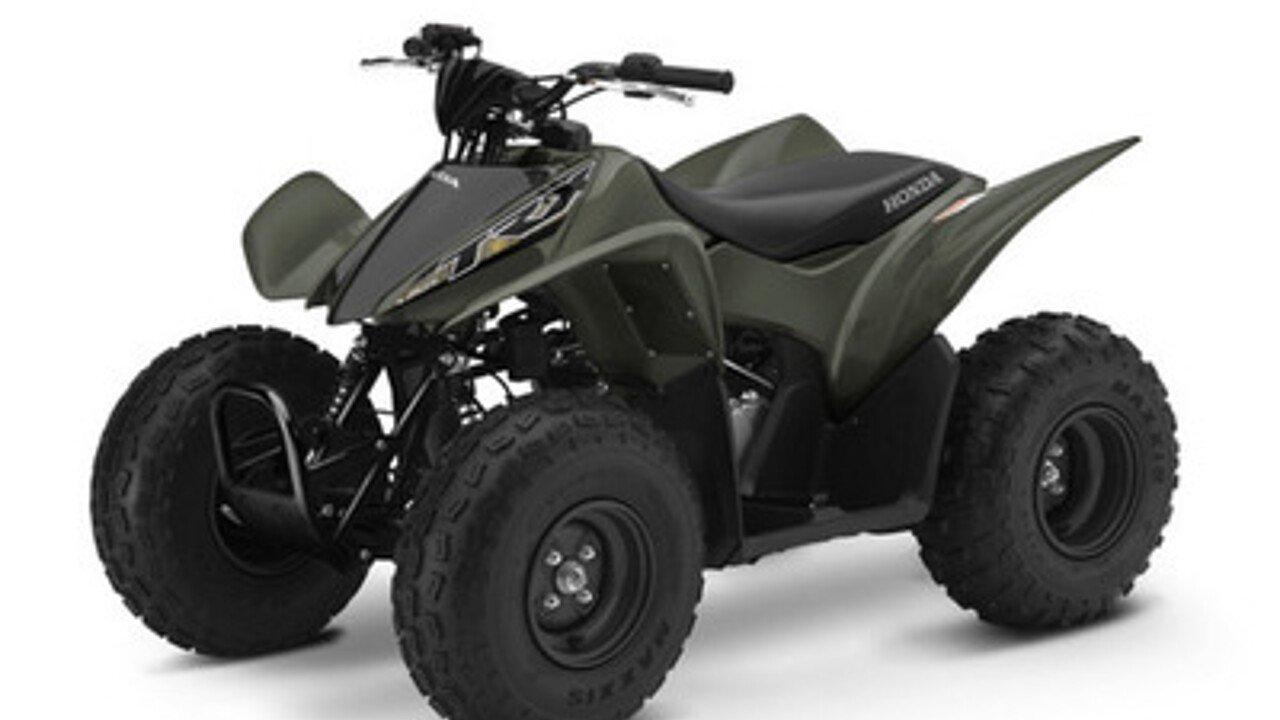 2018 Honda TRX90X for sale 200516030
