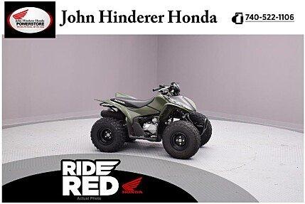 2018 Honda TRX90X for sale 200499013