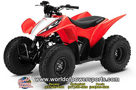 2018 Honda TRX90X for sale 200637147