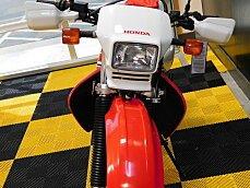 2018 Honda XR650L for sale 200537432