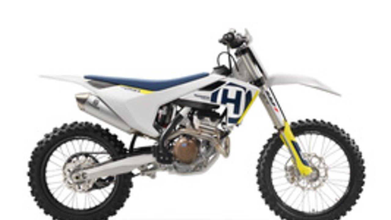 2018 Husqvarna FC250 for sale 200495897