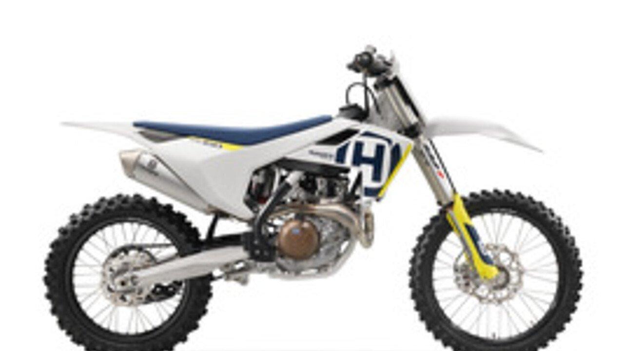 2018 Husqvarna FC450 for sale 200522487