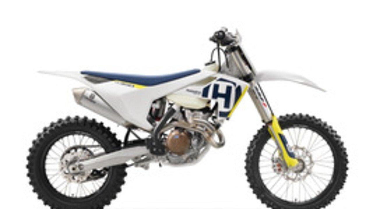 2018 Husqvarna FX350 for sale 200473504