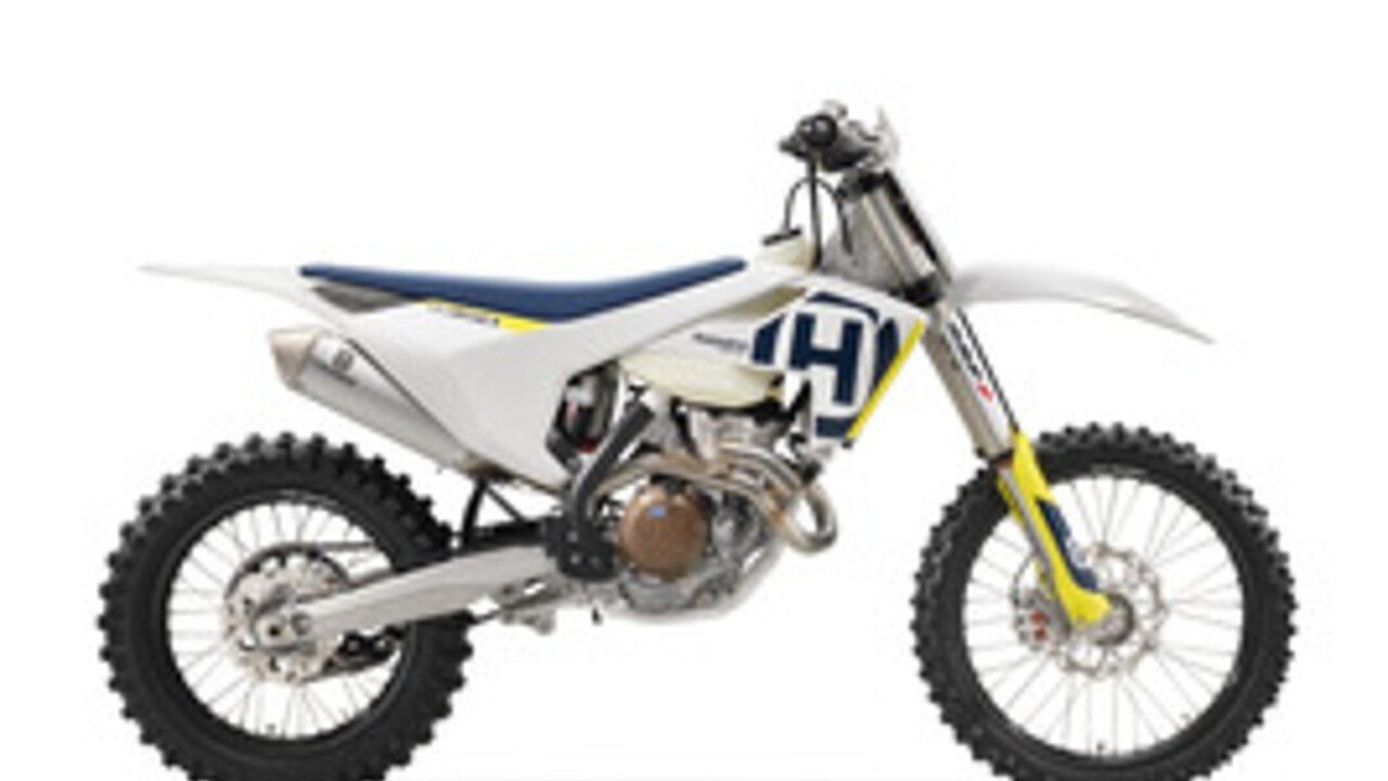 2018 Husqvarna FX350 for sale 200492213