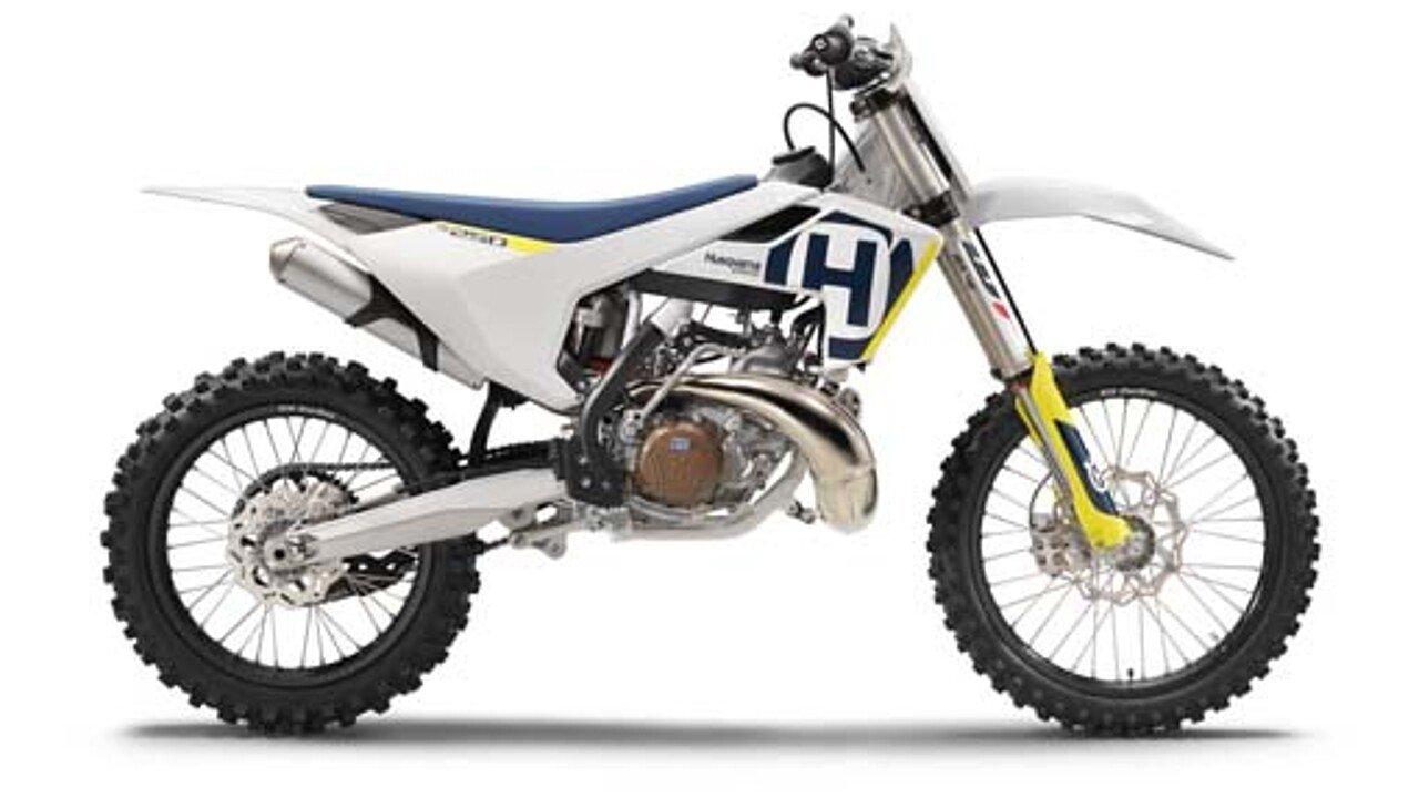 2018 Husqvarna TC250 for sale 200495936